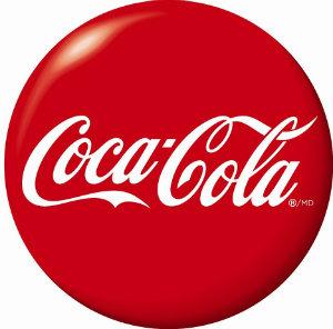 Coca Cola carregadores da bandeira
