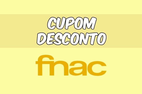 Cupons de desconto FNAC