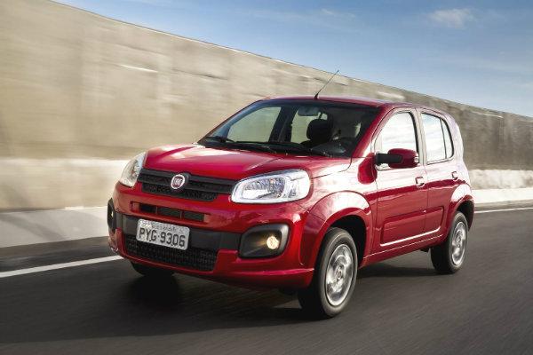 Promoção test drive Fiat