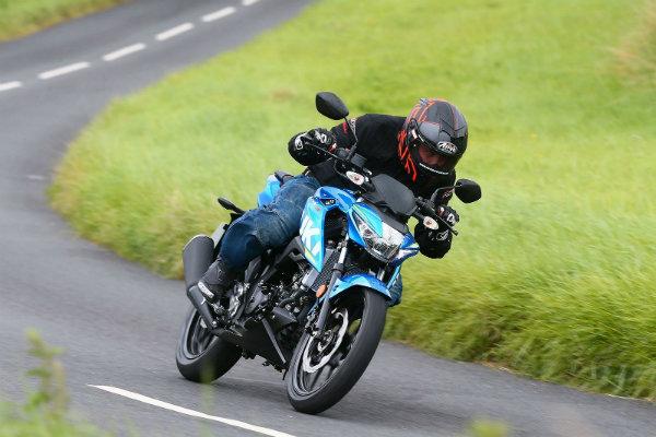 Promoção motocicletas Kasinski