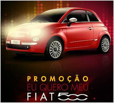 eu quero meu Fiat 500