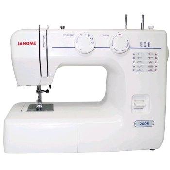 Concorra a máquina de costura