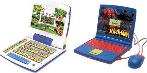 Dia das Crianças Laptop para Meninos