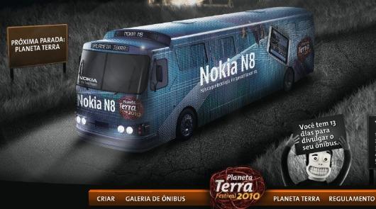 Concurso Nokia N8 Planeta Terra