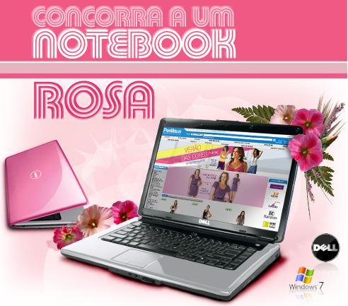 Promoção posthaus sorteia notebook