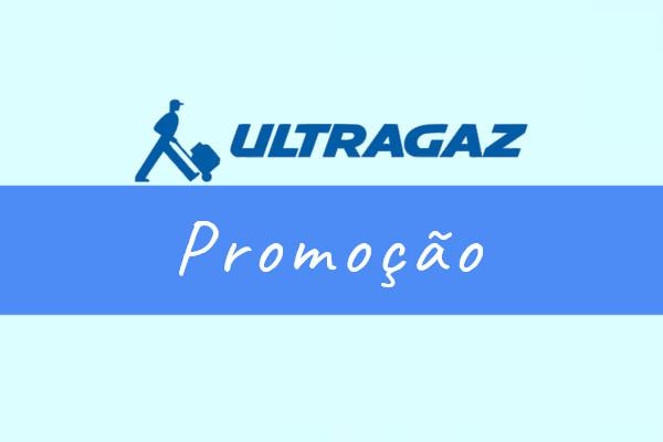 promoção escolha premiada ultragaz