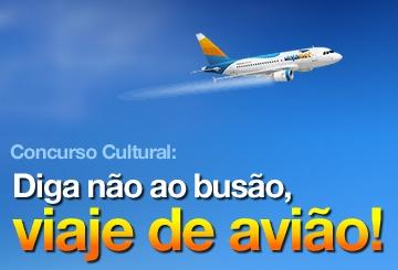 viaje de avião viajanet