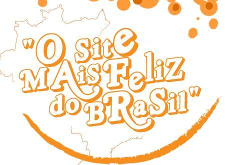 site mais feliz do Brasil