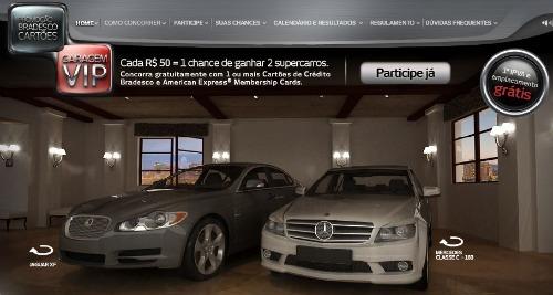 promoção bradesco garagem vip