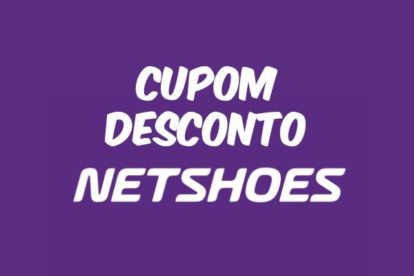 Cupons desconto Netshoes setembro