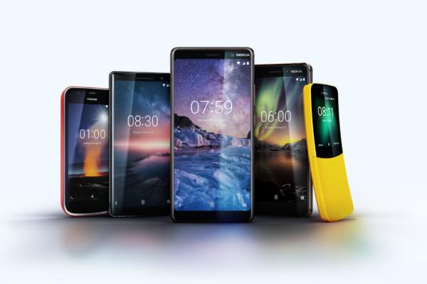 Smartphones com desconto