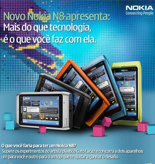 Desafio Nokia N8