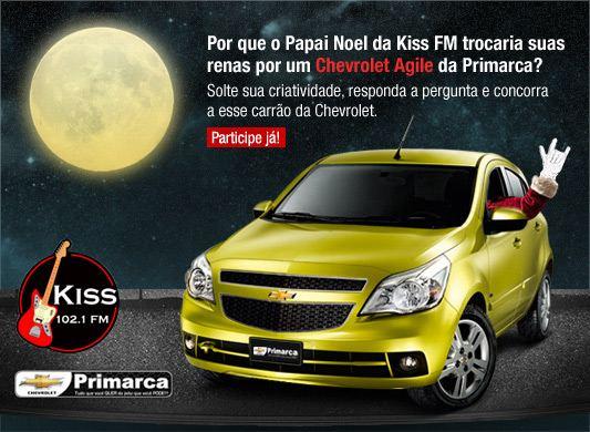 Concurso cultural Kiss FM
