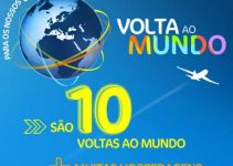 Accor 10 Anos volta ao mundo
