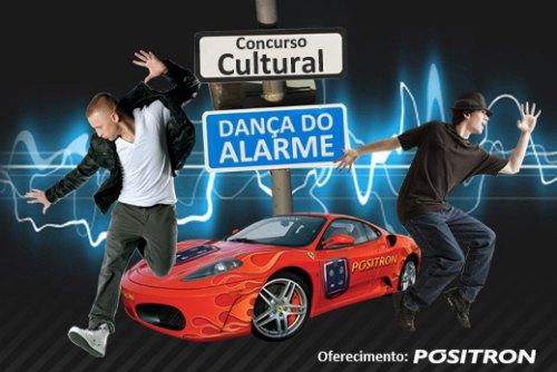 Concurso dança do alarme