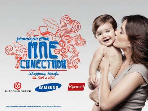 Promoção mãe conectada
