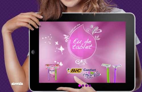 concurso bic eu de tablet