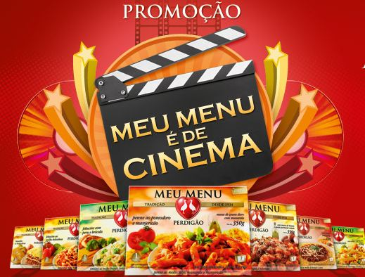 Meu Menu é de Cinema