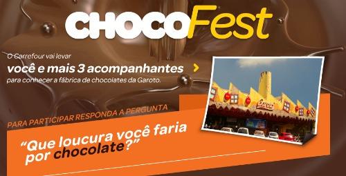 Choco Fest Carrefour