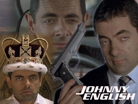 retorno de Johnny English