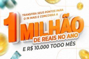 promoção 1 milhão na sua mão
