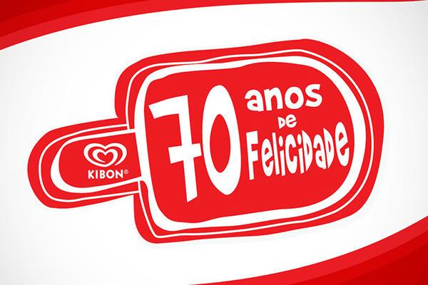 Promoção Kibon 70 anos