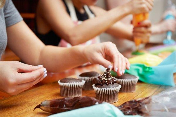 como fazer cupcake lucrativo