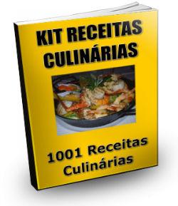 1001 receitas culinárias