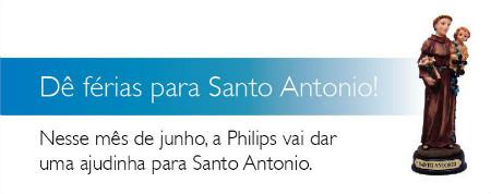 Férias para Santo Antônio
