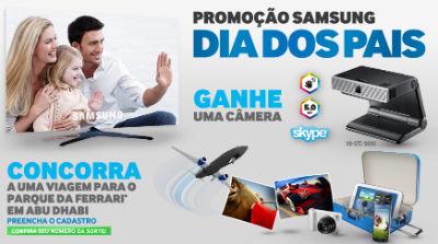 Dia dos Pais Samsung