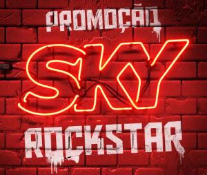 promoção rockstar