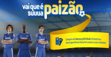 Promoção Ricardo Eletro Samsung