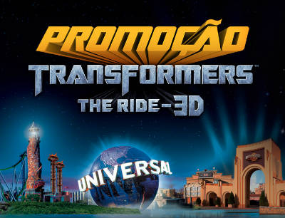 promoção transformers