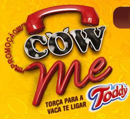 Promoção toddy cow me
