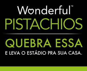 Promoção Wonderful Pistachios