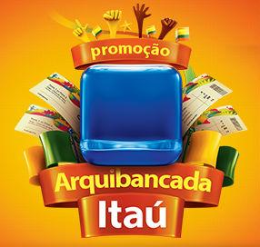 Promoção Arquibancada Itaú