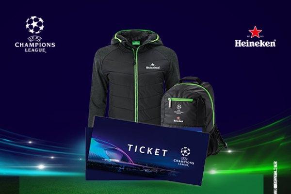 Promoção Heineken sorteia viagem