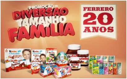 Promoção Ferrero