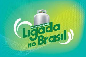 Promoção ligada no Brasil