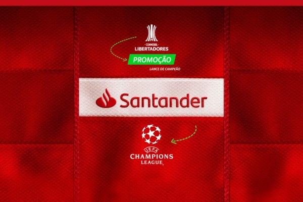 Promoção Futebol Santander