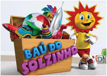 baú do solzinho Ri Happy