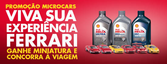 viva experiência Ferrari
