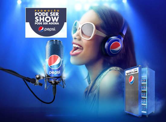 Promoção Pepsi