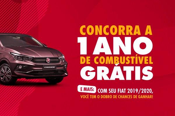 Promoção Fiat club