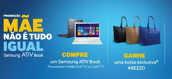 Promoção Mãe Samsung