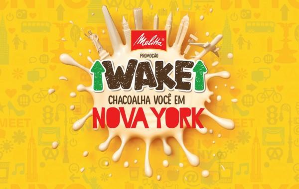 Wake Chacoalha você