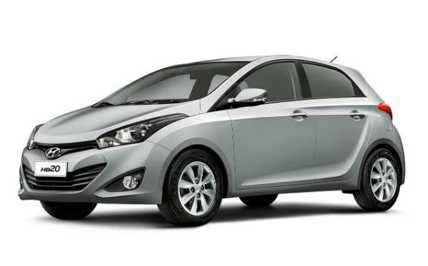 Ganhe Hyundai HB20 0km