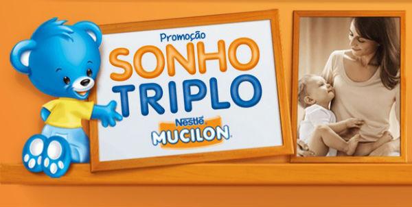 Promoção Sonho Triplo