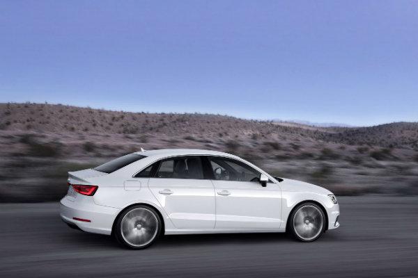Promoção você de Audi
