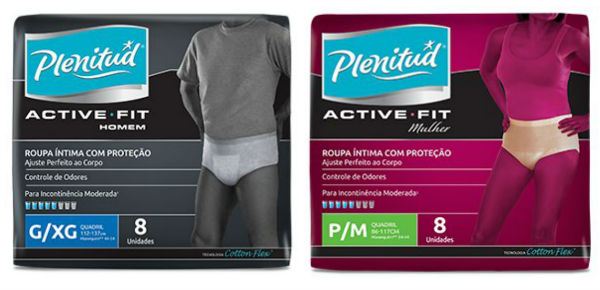 Active Fit Plenitud amostra